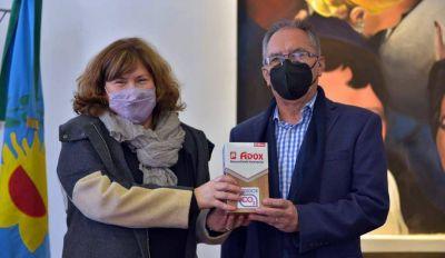Buscan evitar contagios de Covid en escuelas de Ituzaingó con medidores de dióxido de carbono