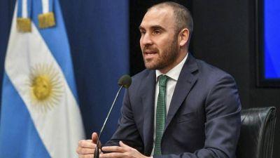 Guzmán viaja a Italia para asistir a la cumbre de ministros de Finanzas del G20