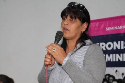 Quién es Karina Eva, la Moyano feminista que busca un lugar en las listas del Frente de Todos