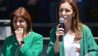 Patricia Bullrich confirmó las PASO en Ciudad y dijo que le hubiera ganado a Vidal