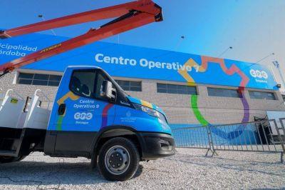 Qué son y cómo funcionarán los Centros Operativos de la Municipalidad de Córdoba