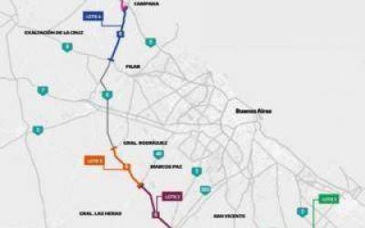 Se licitará la Etapa I de las obras en la Ruta N°6: Cómo afectarán a cada municipio