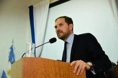 Alberto quiere que Martín Gill encabece la lista de diputados en Córdoba