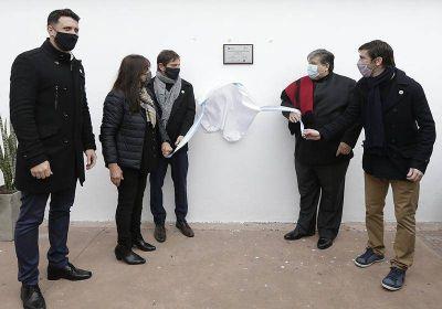 Kicillof inauguró obras de infraestructura en José C. Paz junto a Ishii