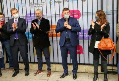 Avellaneda: inauguraron un Centro de Acceso a la Justicia
