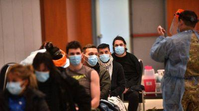 Vacunación en Córdoba: se aplicaron más 32 mil dosis este martes