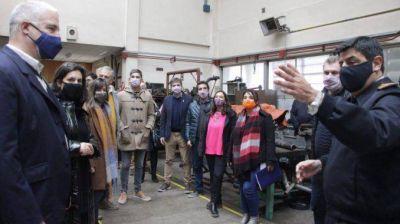 Presentan la primera planta – escuela de formación de mano de obra calificada en procesamiento de pescado