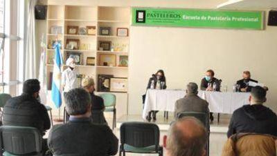 Pasteleros sorteó la asignación de viviendas para afiliados en el Plan PROCREAR II