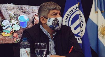 Pablo Moyano duro con los empresarios y el proyecto de 'Mochila Argentina': «No les interesa que los trabajadores vivan con dignidad»