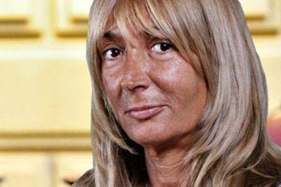 Alejandra Vucasovich será la reemplazante de Reutemann en el Senado