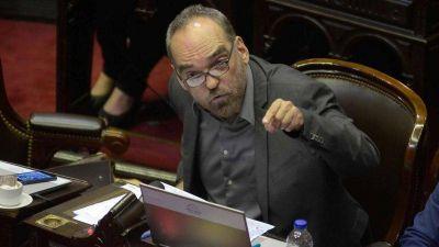 La dura respuesta de Fernando Iglesias por el nuevo decreto de las obras sociales: