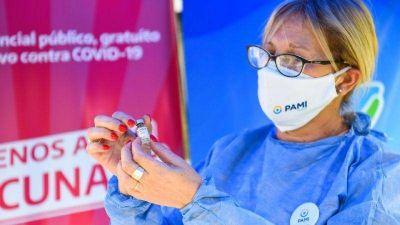 La Municipalidad de Escobar completó las dos dosis de vacunas contra el Covid-19 en las residencias de larga estadía, geriatría, discapacidad y salud mental
