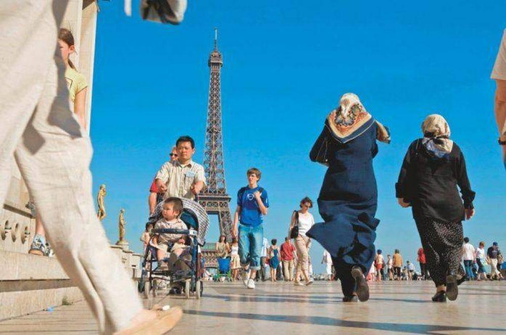 Francia: Se reducen los prejuicios pero aumentan actos racistas contra musulmanes