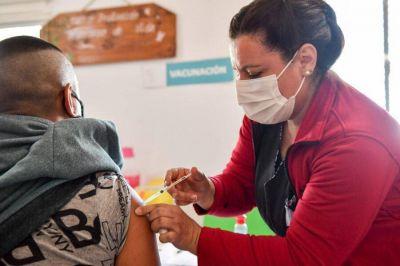 Coronavirus: Varela superó las 150 mil personas vacunadas