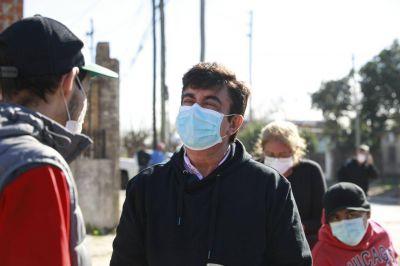 "Espinoza: ""Matanza avanza con una mega obra en Laferrere"""