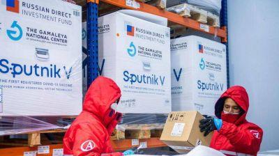 Vacunación en Córdoba: llegaron más de 50 mil dosis de Sputnik V