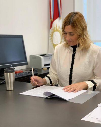 Mariana Caserio presentó un proyecto en la legislatura rechazando el llamado a audiencia por el emprendimiento Torres del Lago