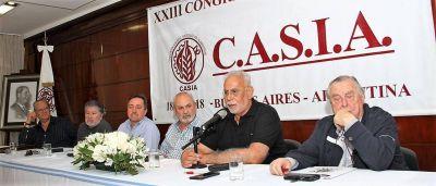 Sindicatos de la industria alimenticia celebran decreto sobre traspasos entre obras sociales