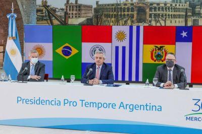 Mercosur, tensión y otro dolor de cabeza para Alberto: Lacalle Pou desatendió su advertencia, amenazó con romper el bloque y Bolsonaro lo avaló