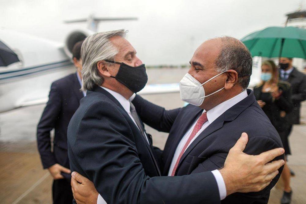 El presidente viaja a Tucumán, en medio de una interna peronista caldeada en esa provincia