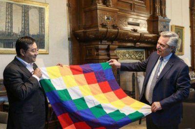Alberto, sobre la denuncia de Bolivia: