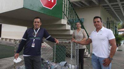 Iniciativa barrial de reciclaje es modelo para otros barrios de Guayaquil