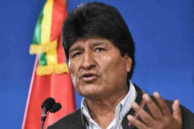 """Evo Morales afirmó que Alberto Fernández """"salvó vidas de bolivianos"""" y que """"Argentina no es Macri"""""""