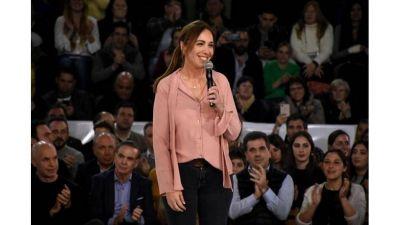 Vidal lanza su candidatura a diputada en CABA este sábado