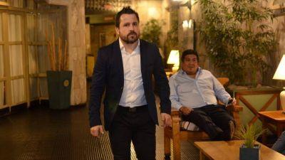 Lousteau quiere al economista Martín Tetaz como segundo de Vidal