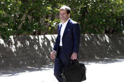 El último directorio del abogado José María Eyzaguirre