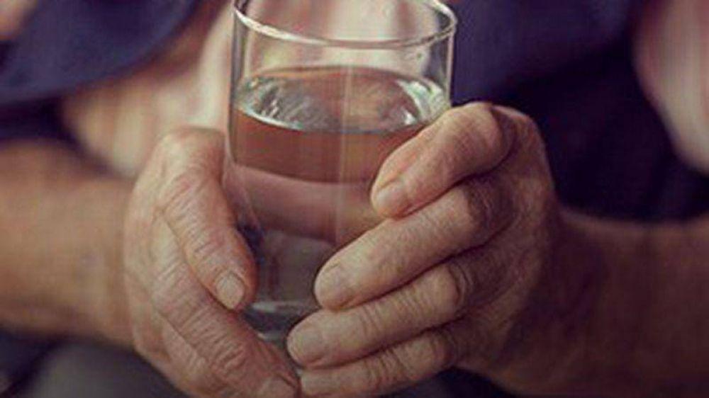 ¡Salud! Sobre todo si es con agua