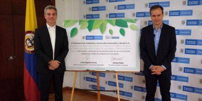 Nestlé Colombia, primera compañía en alcanzar neutralidad de plástico