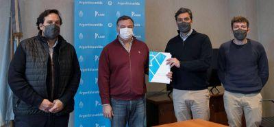 La AABE asignó en uso un inmueble a la Universidad de Luján