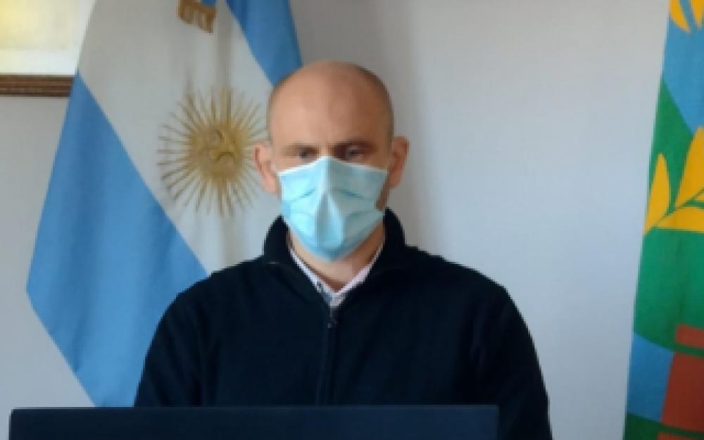 Intendente de Alberti dio positivo de Covid: También con dos dosis de la vacuna, no presenta complicaciones