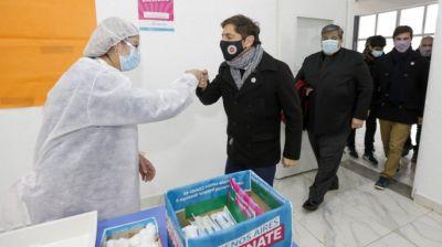 Entre la rosca preelectoral y la campaña de vacunación