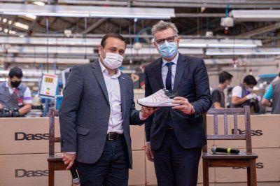 Dass retorna la producción de Nike en Argentina y reincorpora casi 300 despedidos en el macrismo