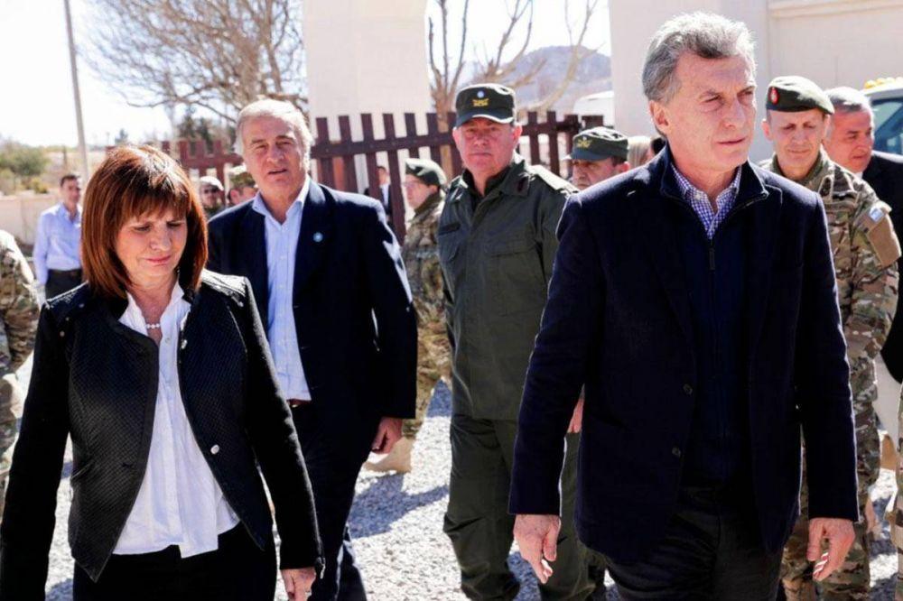 El gobierno amplía la pesquisa del envío de material bélico a Bolivia