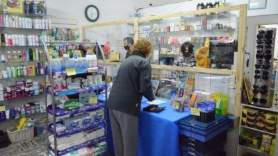 La situación de las farmacias en medio de la pandemia