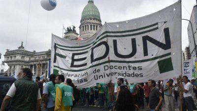 Paritaria 2021: FEDUN reclamó la reapertura de la discusión salarial de los docentes universitarios