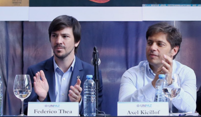 El candidato de Axel Kicillof para tener un miembro de su mesa chica en la Legislatura