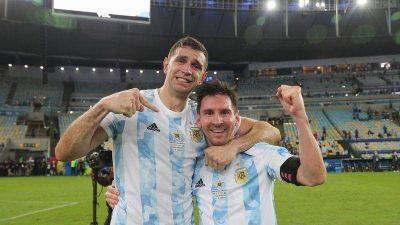 Montenegro: ¡Qué orgullo ser campeones con dos marplatenses en el equipo!