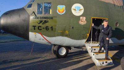 La Aduana abrió una investigación por la denuncia del envío de material bélico a Bolivia