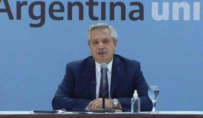 Alberto Fernández encabeza el lanzamiento del Programa Conectar Igualdad Ushuaia