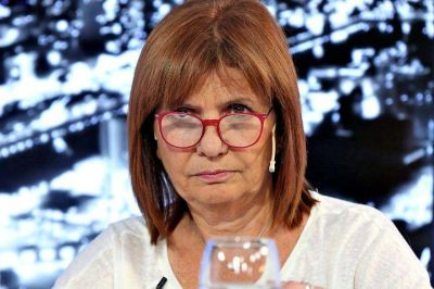 """Patricia Bullrich, sobre las municiones enviadas a Bolivia: """"Sabina Frederic tiene que responder qué hizo"""""""