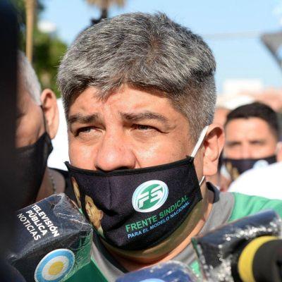 Moyano desmintió que haya pedido ayuda a empresarios para pagar salarios y acusó a La Nación de ser «el pasquín de la Embajada de Estados Unidos»