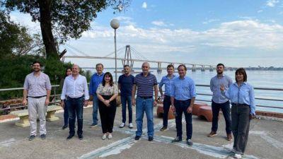 El peronismo se unió en Corrientes y lleva a Fabián Ríos como candidato a gobernador