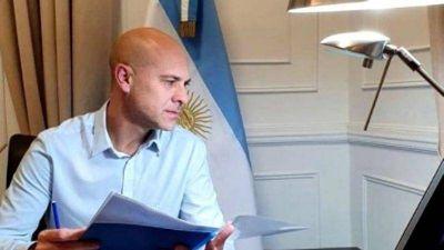 """Aparicio: """"Somos el municipio que más vacunó de toda la Provincia"""""""