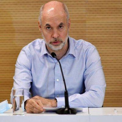 CABA: 34 hospitales paran contra Larreta en reclamo de mejores salariales