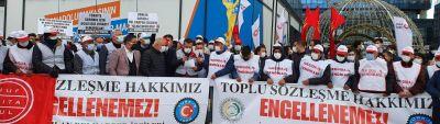 La UITA presenta queja ante la OIT contra el gobierno de Turquía