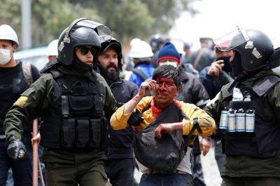 Frente Sindical condena y repudia la colaboración del gobierno de Macri para el golpe en Bolivia